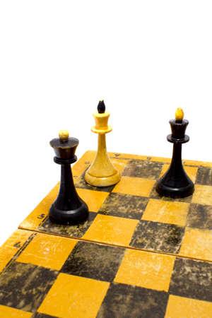 Schachmatt: Schachmatt an Bord