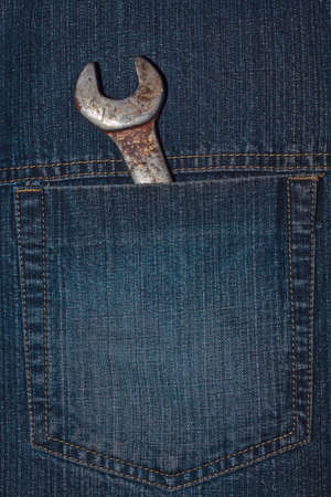wrench in the pocket photo