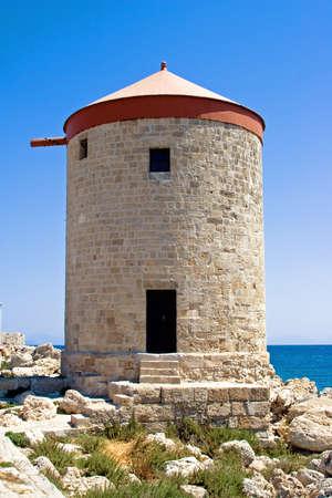 antik: Mandraki Harbour