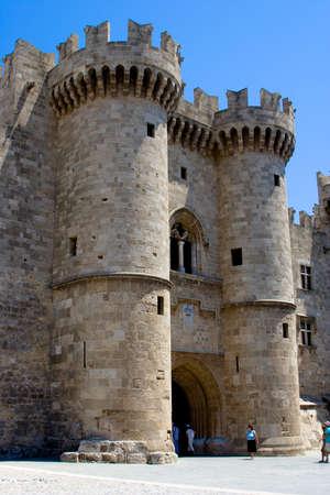 antik: Grossmeister Palast - Rhodos City