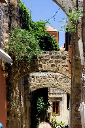 antik: Old city of Rhodos