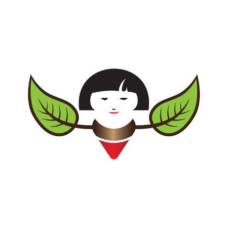 leah: bee girl