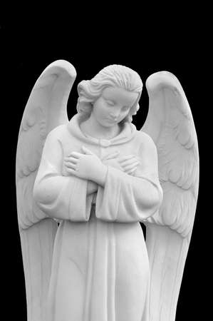 a close up view of an angel Stock Photo - 6385287
