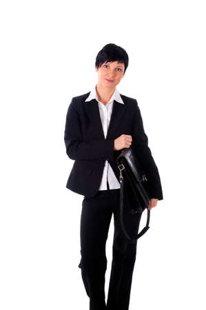 a portrait of a business woman Stock Photo - 8946414