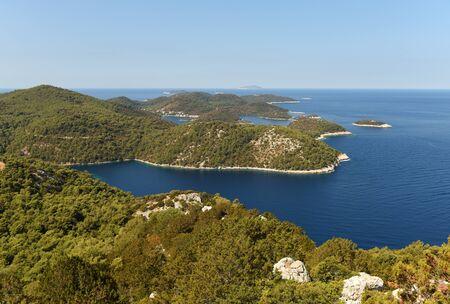Lastovo islands, Croatia.