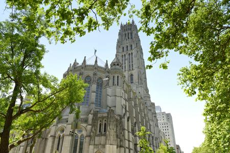 The Riverside Church in New York, USA