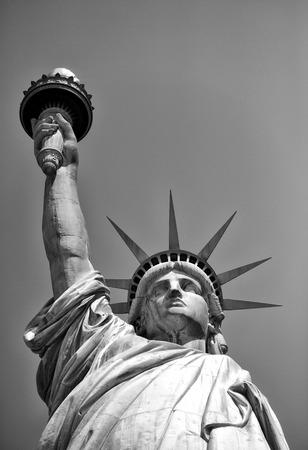 Statue of Liberty, New York City, NY, USA.