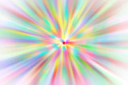 radius: The Illustrate Abstract colored background radius blur