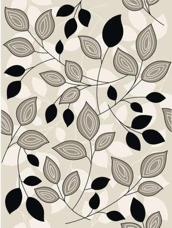 blad patroon