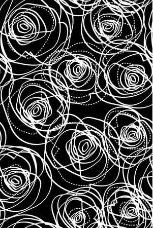 voorbeeld herhalen met rozen