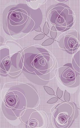 voorbeeld met rozen
