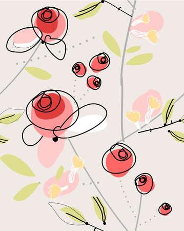 Repeat roses