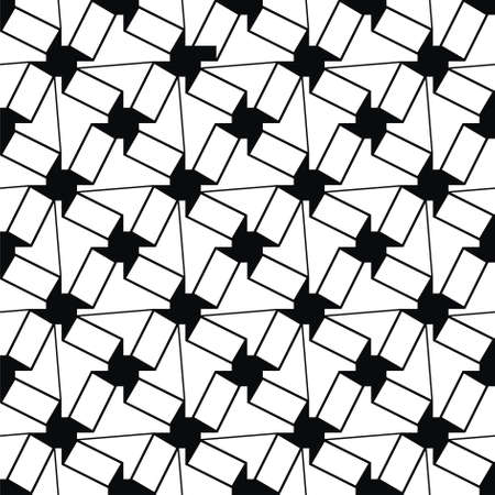 pattern geometric: Repeat geometric pattern Illustration