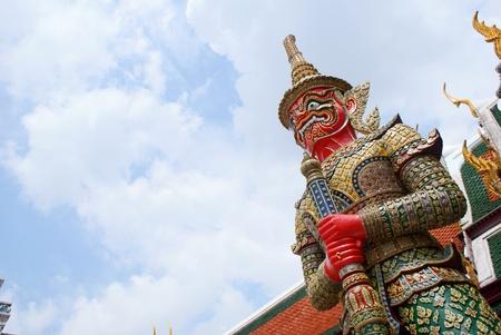 Thailand Riesen Lizenzfreie Bilder