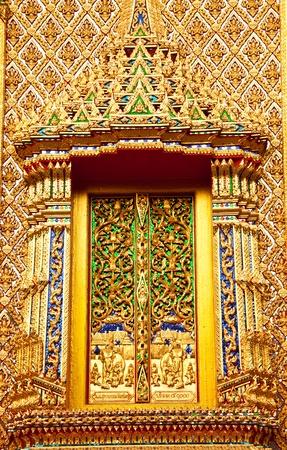 Window temple photo