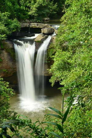 korat: Haew Suwat Waterfall, Khaoyai National Park Korat Thailand
