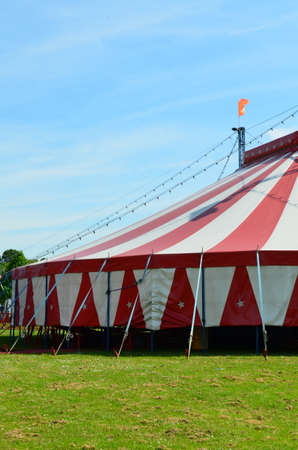 Circus comes to town  photo