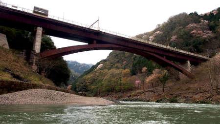 Arch Bridge 版權商用圖片
