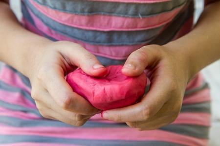 Creat Graj Dough Zdjęcie Seryjne