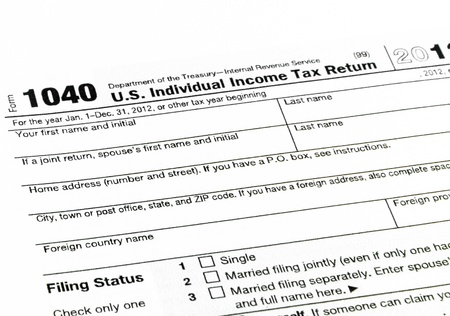 Tax Forms 104011201065 Stock Photo Picture And Royalty Free Image