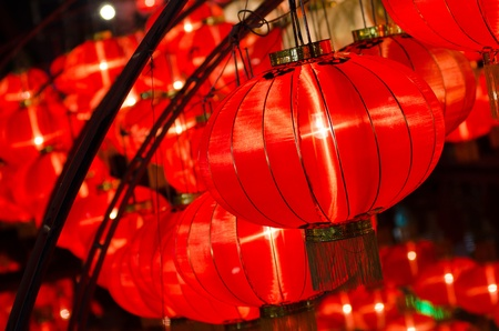 Chinese Lantern, Chinese New Year photo