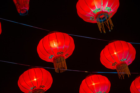 indigenous culture: Chinese New Year Festival A chinese lantern