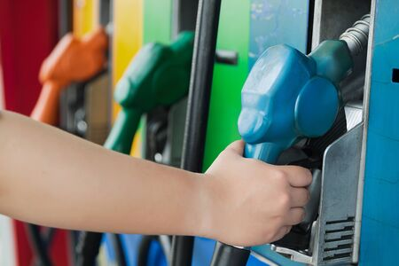 fueling: Handle gasoline dispensing facilities fueling vehicles in asia