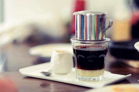coffee drip vietnamese is vintage