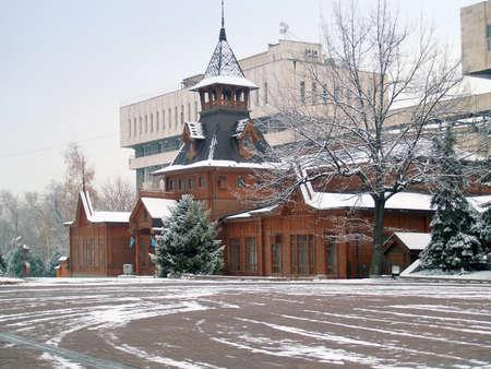 Museum of National Musical Instruments, Almaty, Kazakhstan.