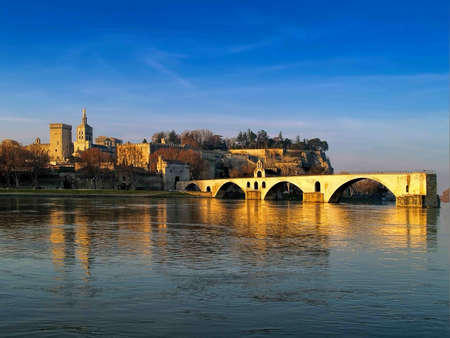 Avignon bridge - Pont d Avignon, France