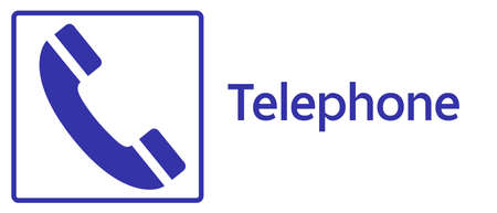 toll free: Telephone Sign