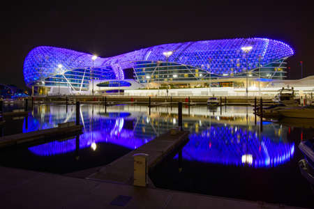 Yas Viceroy Hotel, Abu Dhabi