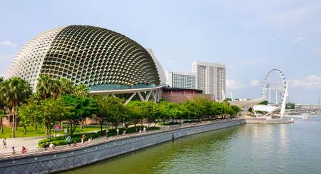 Esplanade, Singapore Editorial