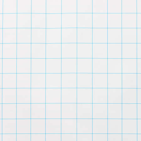 Checked Lined Pattern on Paper photo