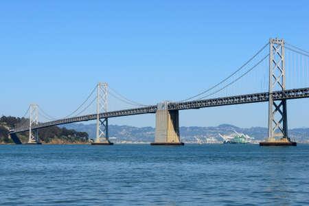 Bay Bridge, San Francisco photo