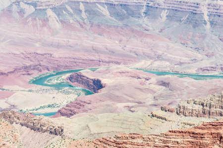 Grand Canyon and Colorado River photo
