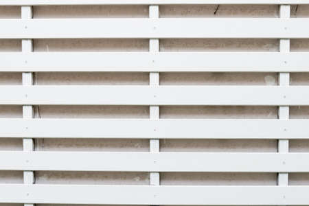 lath: White Lath wall Stock Photo