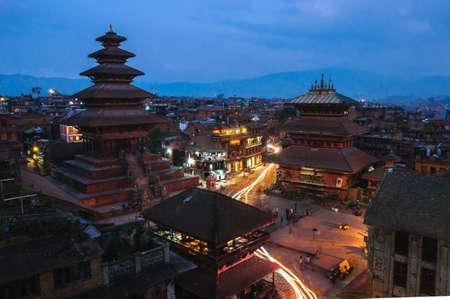 Durbar Squar, Bhaktapur, Nepal