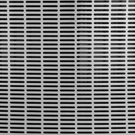 Close up Air conditioner Hole Banco de Imagens