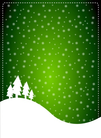 modern illustrations: Christmas Background_2
