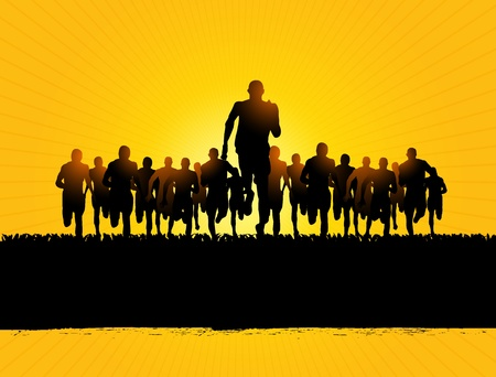 maraton biegaczy