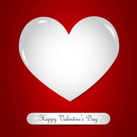 Perfect Heart Symbol Vector