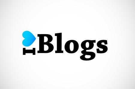 Social Media Blogs Vector