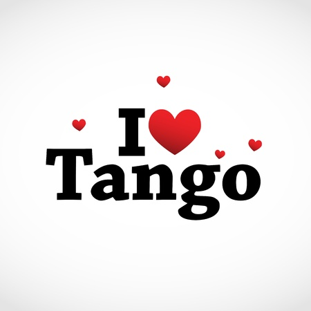 rhythmical: I Love Tango icon.