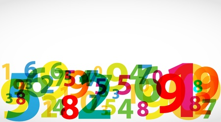 mathematical: Abstract numbers