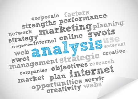 Business Analysis Vector