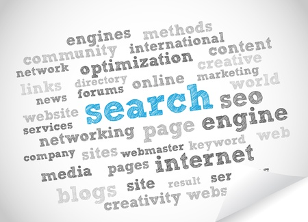 search engine optimized: Search