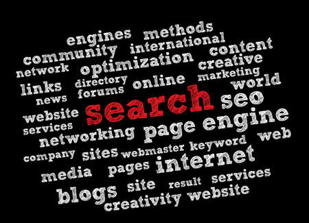 search engine optimized: Internet Search