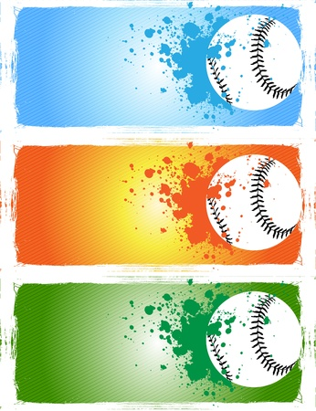 baseball game: baseball banners_3
