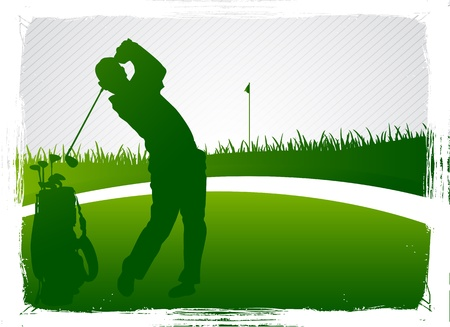 golf 4 Vector